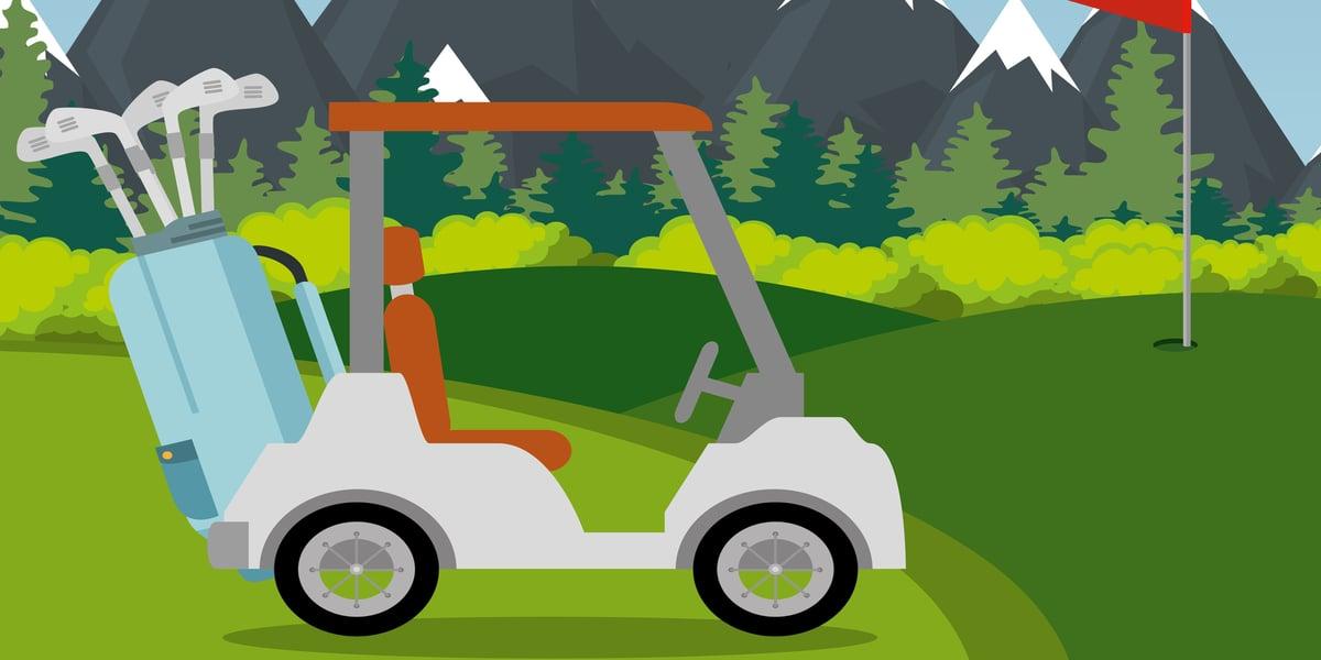 golf cart last mile optimization
