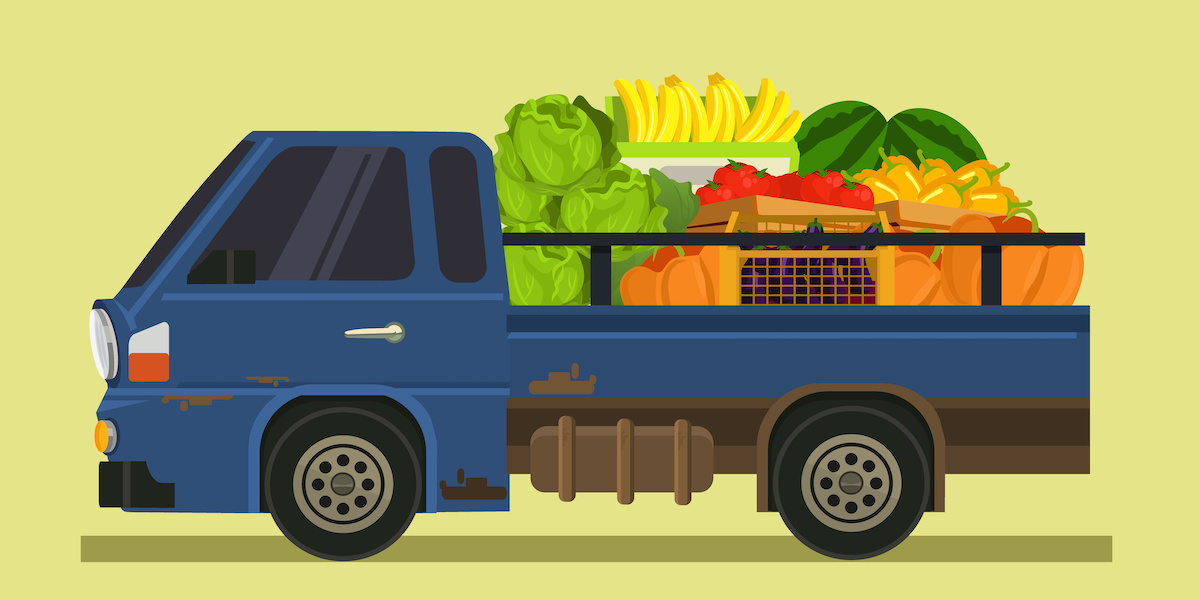 food last mile optimization