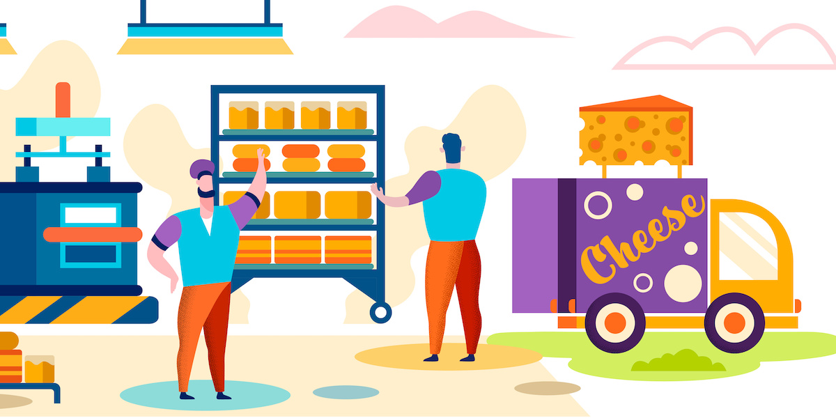 food logistics telematics