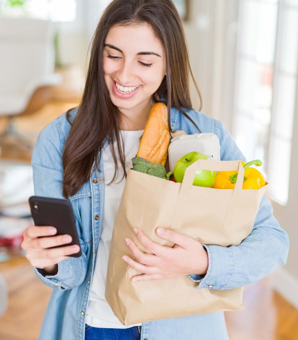 Grocery deliveries software