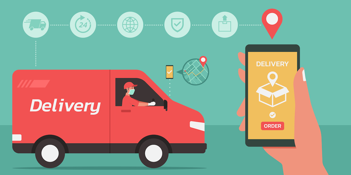 how can technology benefit logistics?