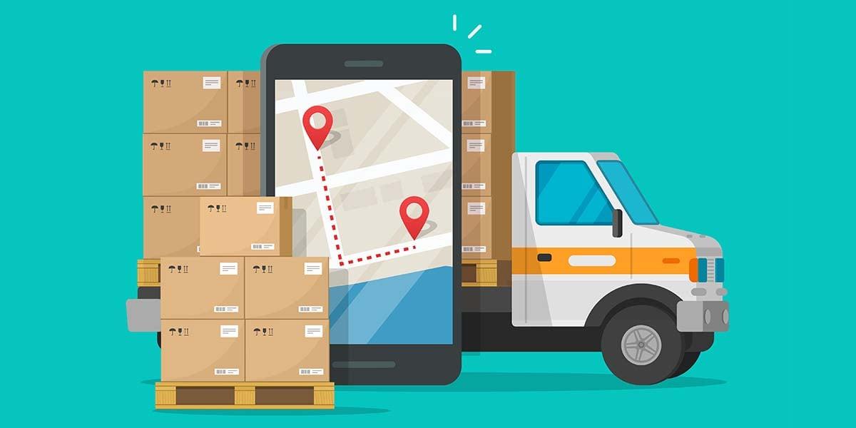 Truck route optimization software