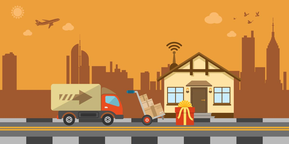 What is last mile delivery?