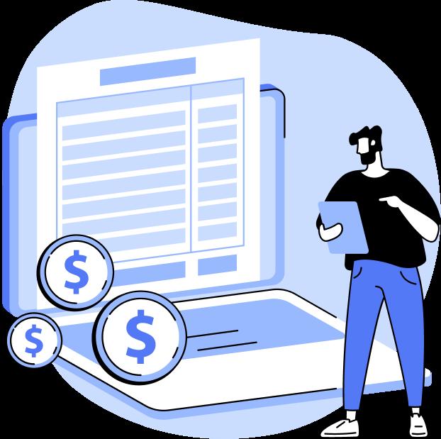 Billing and settlement software